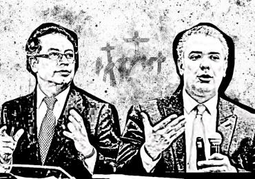 ¿Qué es lo cristiano en los candidatos presidenciales Petro y Duque?