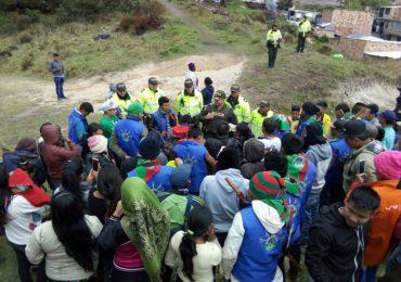 Respeto a la vivienda digna, exigencia de los indígenas Nasa en Bogotá