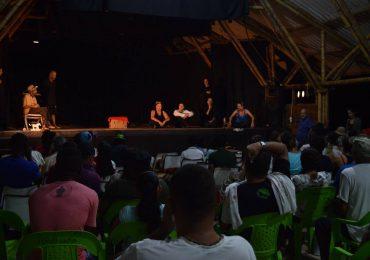 Selva Adentro, una apuesta por el teatro para construir paz