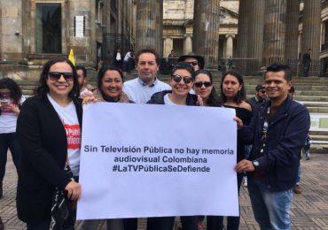 Los argumentos para defender la Televisión pública en Colombia