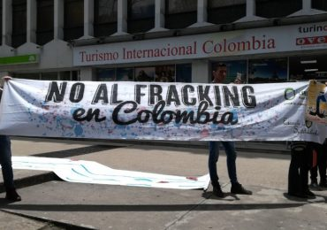 Yopal, the first municipality in Colombia to ban fracking