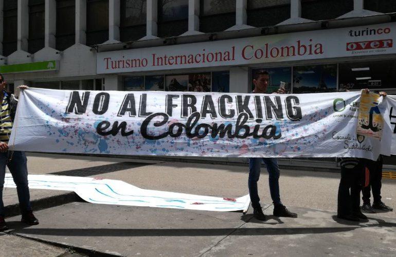 En tres departamentos de Colombia iniciaría el fracking en 2019