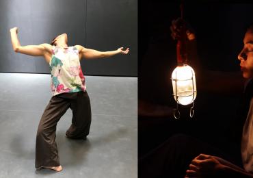 La danza contemporánea retrata la realidad de los Migrantes