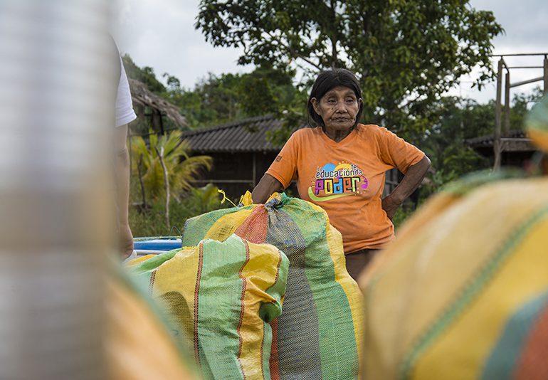 Colombia registró más de 90 mil desplazamientos forzados en 2017