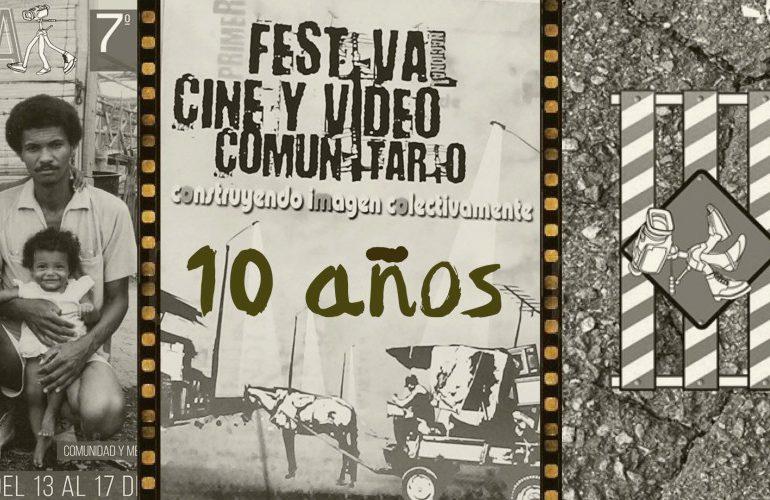 FESDA 10 años de cine y video comunitario en Cali
