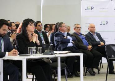 FARC se presenta ante la JEP