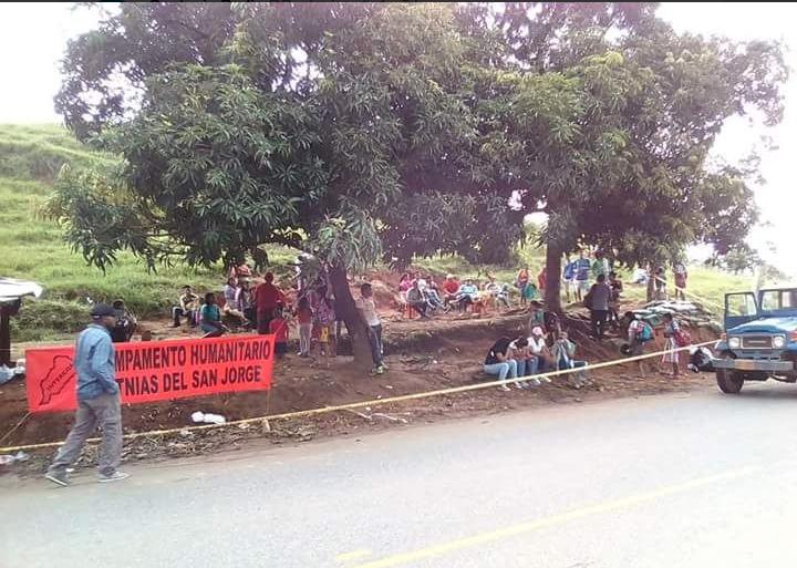 ISA incumple acuerdos con pobladores de San Jorge, Córdoba