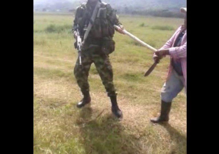 Liberadores de la madre tierra denuncian ataque del ejército en Cauca