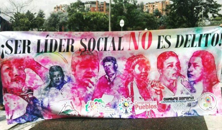 ¿Falsos positivos judiciales una forma de persecución al Movimiento Social?
