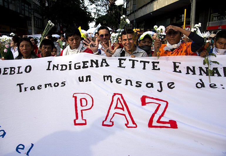 Somos más los que defendemos la vida: Líder social del Cauca