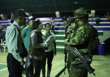 ¿Dónde estaba el Ejército durante la masacre de El Tarra?