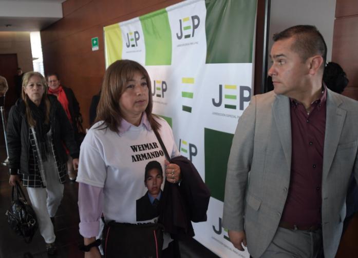 Madres de Soacha rechazan 'verdades a medias' de militares en la JEP