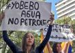 «El fracking no es necesario, no le mientan al pais»