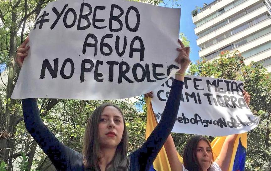 «El fracking no es necesario, no le mientan al país»