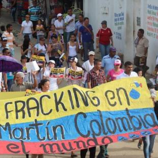 """""""Informe de expertos no cuestiona el uso del fracking a fondo"""": Colombia Libre de Fracking"""