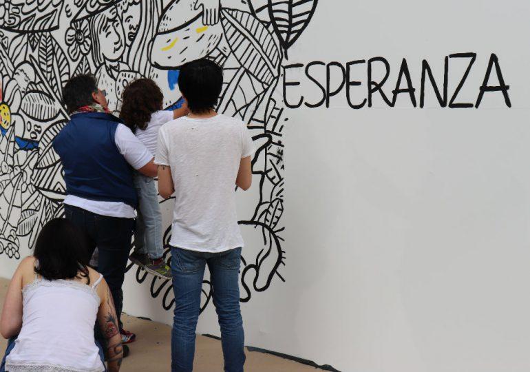 Colombia se pinta de esperanza en la Semana por la Paz