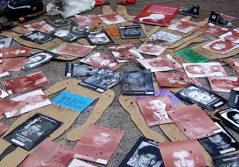 #TeSeguimosBuscando Así se conmemora el día del detenido desaparecido