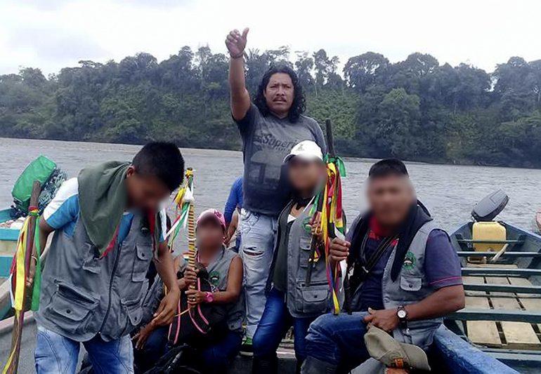 Asesinan a Holmes Niscue y Huber Hoyos, líderes en el pacífico