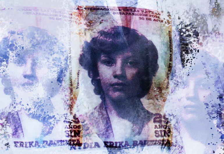Nydia Erika Bautista: rostro de la desaparición forzada en Colombia