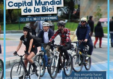 Llega la XI versión de la Semana de la Bici en Bogotá