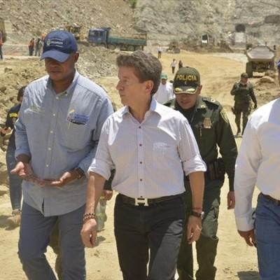 La Gobernación de Antioquia acepta que tragedia de Hidroituango fue un error de construcción