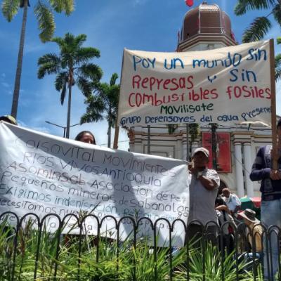 Ríos Vivos denuncia intimidaciones por parte de EPM y autoridades de Ituango