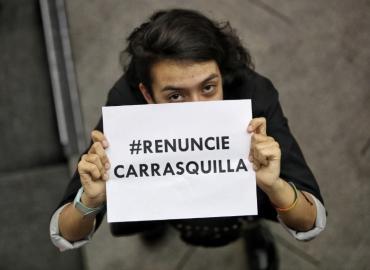 'El que la hace la paga' no aplica para el ministro Carrasquilla