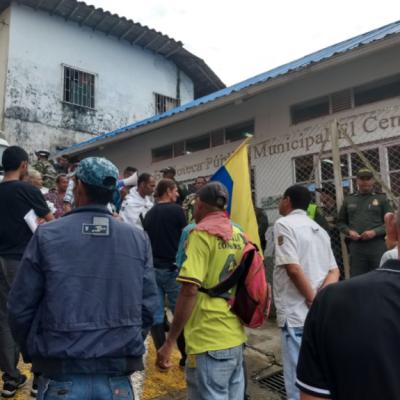 Alcaldía ordena desalojo de 22 familias víctimas de Hidroituango