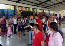 «Hoy sembramos vida» acto de entrega de desaparecidos en Medellín del Ariari