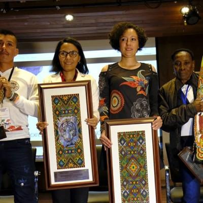 Ellas y ellos son los ganadores del Premio Nacional a la defensa de Derechos Humanos 2018
