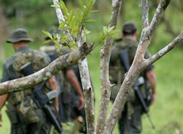 El Bajo Atrato bajo la sombra de grupos armados