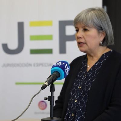 Plena disposición de la JEP para que se esclarezcan investigaciones desde la Fiscalía