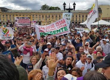Colombia Humana presentará solicitud formal para obtener su personería jurídica