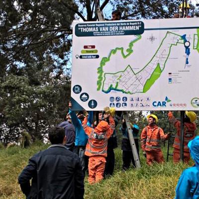 Sin garantías para  participación ciudadana avanza proyecto sobre Reserva Van Der Hammen