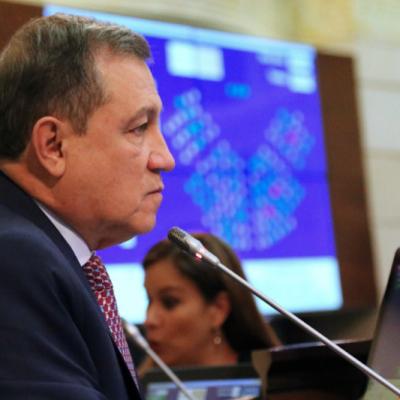 Ernesto Macías está censurando a la oposición: Jorge Robledo