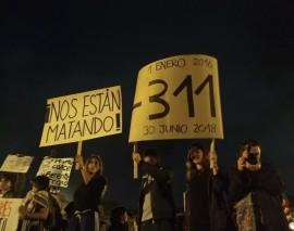 Crímenes contra líderes sociales en 2016 y 2017 son superiores a las cifras registradas