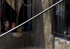 Palestino de Siria: Dos veces refugiados, dos veces olvidados