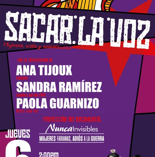 Independenzia Fezt: Arte, música y cine por la resistencia y la reconciliación