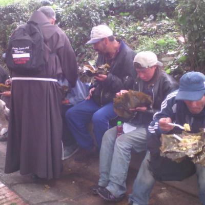 En diciembre se celebrará la vida de los habitantes de calle