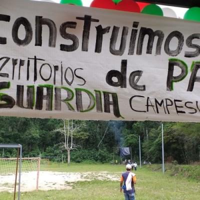 Guardia campesina en Caquetá, una apuesta por la vida y el territorio