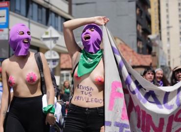 Mujeres realizan el primer tribunal a la justicia patriarcal en Colombia
