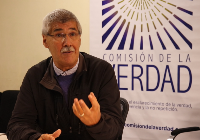 John Paul Lederach: Overcoming apathy, the greatest challenge seeking the truth in Colombia