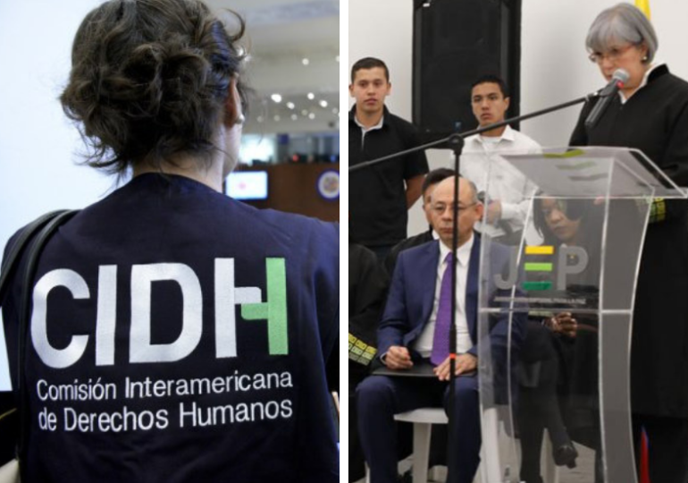 Colombia's Transitional Justice System Goes To The Inter-American Commission on Human Rights