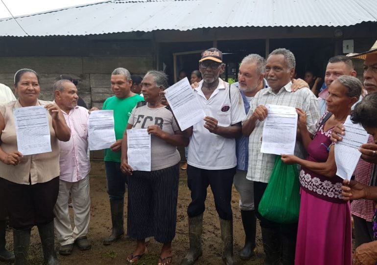 After 20 years of struggle, farmers return to their lands in Urabá