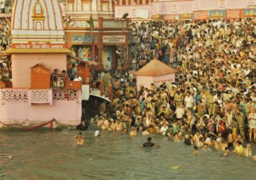 """Ganges"" un espejo de la crisis ambiental global"