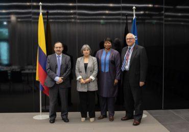 Visita del CPI en Colombia respalda labor de la JEP