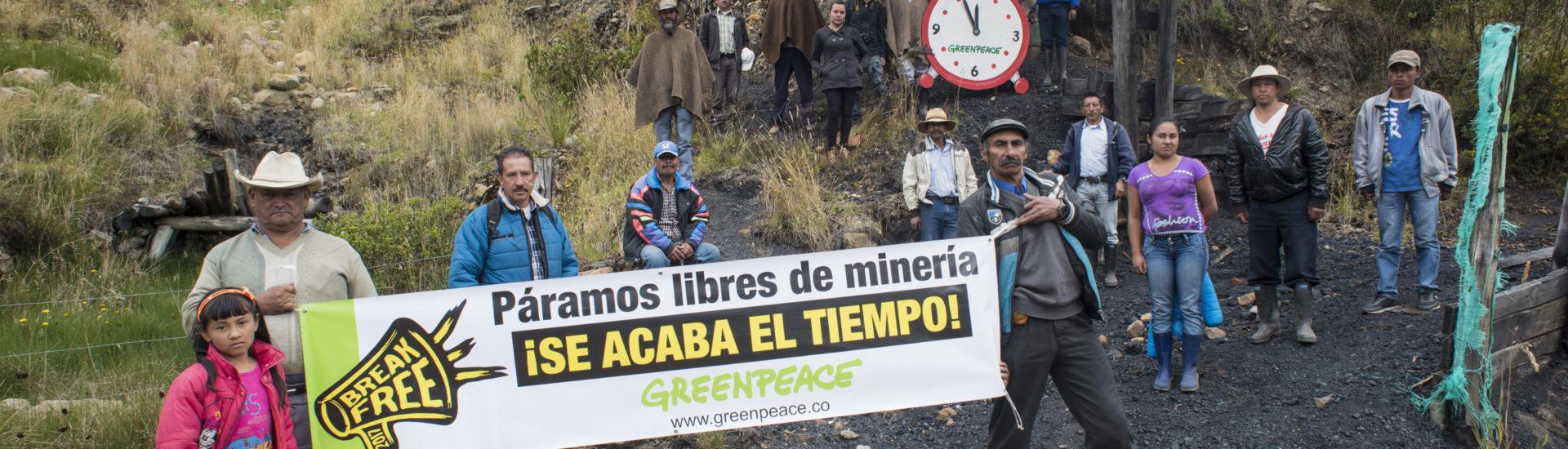 Nos quieren excluir de la Mesa Nacional de Páramos: Campesinos de Pisba