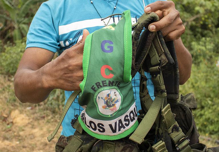 Persisten incursiones paramilitares en el Bajo Atrato