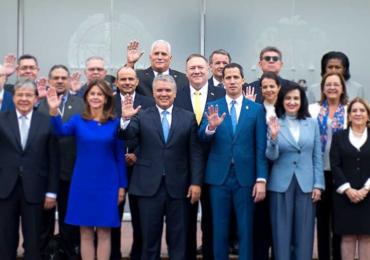 La Cumbre que no fue mundial, ni contra el terrorismo