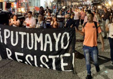 Disputa territorial siembra zozobra en las comunidades del Bajo Putumayo